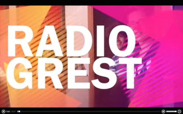 Radio Grest 16 Giugno 2014
