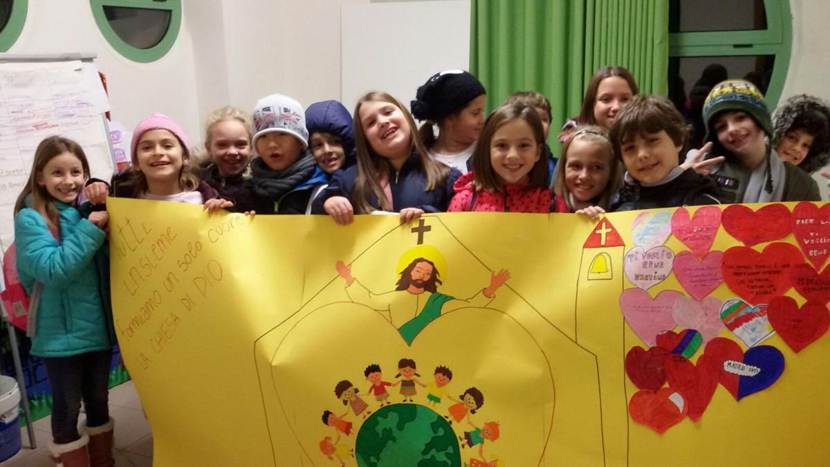 la chiesa dei bambini